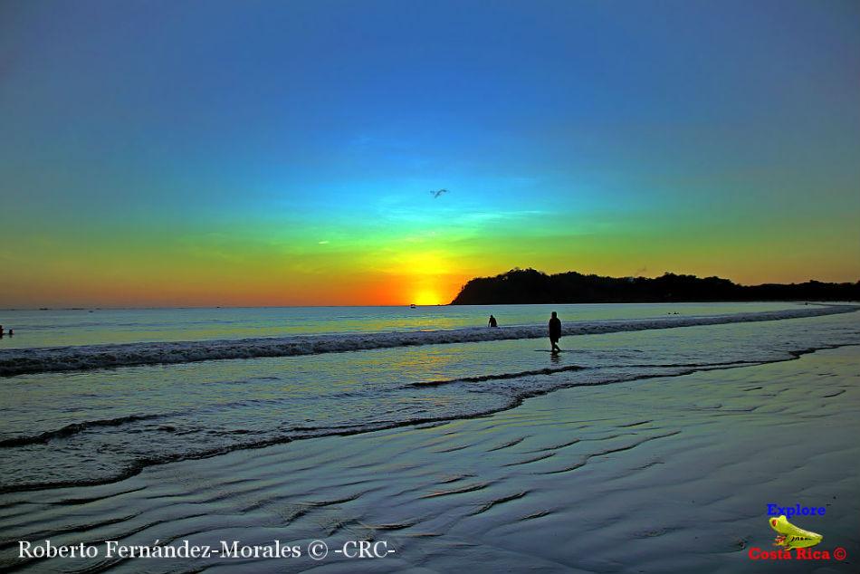 Playa Sámara Costa Rica