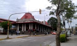 Former Atlantic Train Station, San José