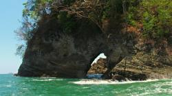 Bahía Ballena, Cantón de Osa
