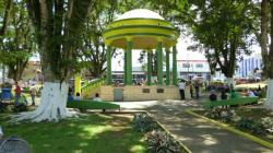 Parc central, Ciudad Quesada