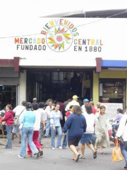 Mercado Central, San José