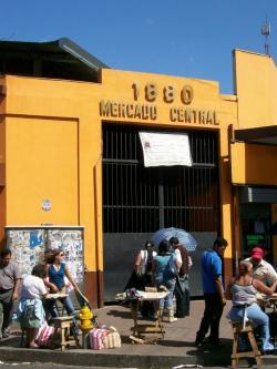 Central Market, San José