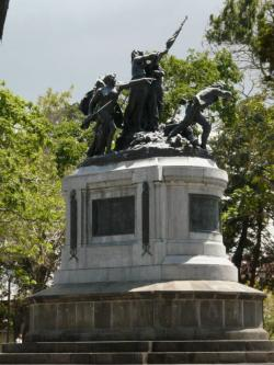 Monuments in Costa Rica