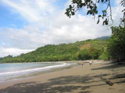Pacífico Sur, Costa Rica