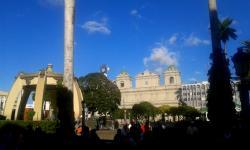 Parque Central, San José