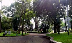 Parque España, Costa Rica