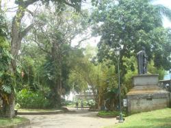 Parque España, San José