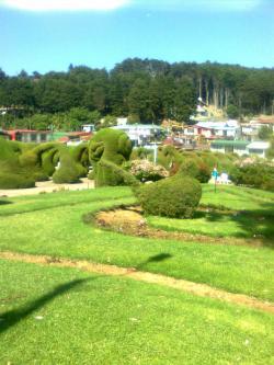 Parque Evangelista Blanco Brenes