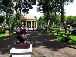 Parque Morazán Park, San José