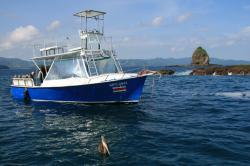 Pêche au Costa Rica