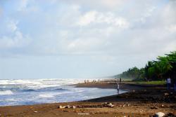 Playas en Tortuguero, Costa Rica