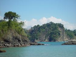Playa Puerto Escondido, Quepos