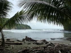 Playas en Pacífico Sur