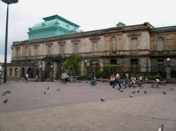 Plaza de la Cultura, Costa Rica