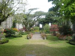 Cartago Ruins, Costa Rica