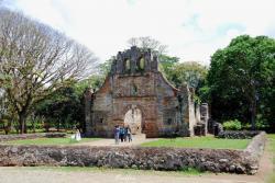 Iglesia de Nuestra Senora de Ujarrás Church Ruins