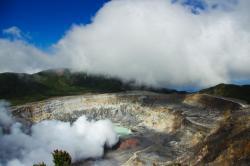 Volcán Poás, Llanuras del norte